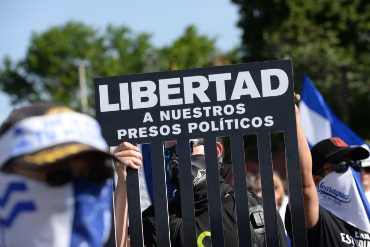 Vence plazo de liberación de presos políticos